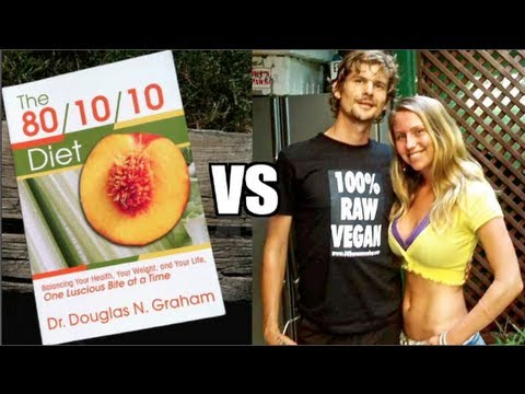 Why 30 Bananas a Day is NOT the 80 10 10 Raw Vegan Diet