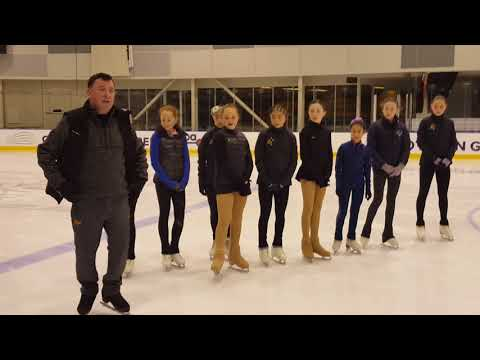 Figure Skating edge technique from Brian Orser