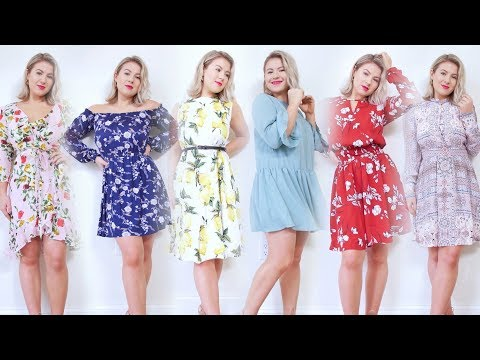 Trying Spring Dresses From Amazon: Cheap vs Expensive | Milabu
