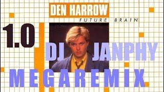 DEN HARROW - Future brain ( 2019 megaremix 1.0 Dj Janphy )