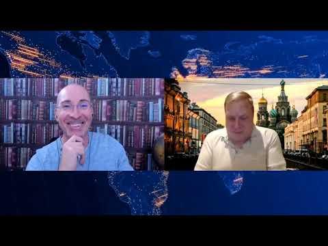 Немец. журналист о Мишустине - Запад учится у него