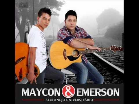 Maycon & Emerson - Ah! eu adoro esse bar