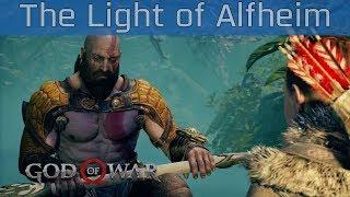 Download Video God of War (PS4) - The Light of Alfheim Walkthrough [HD 1080P] MP3 3GP MP4