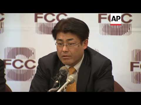 Japanese reporter cleared of defaming president
