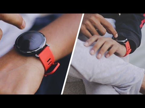 Huami Amazfit Pace GPS Smartwatch Review