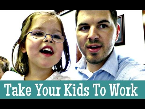 LAWYER: Take Your Kids To Work Day