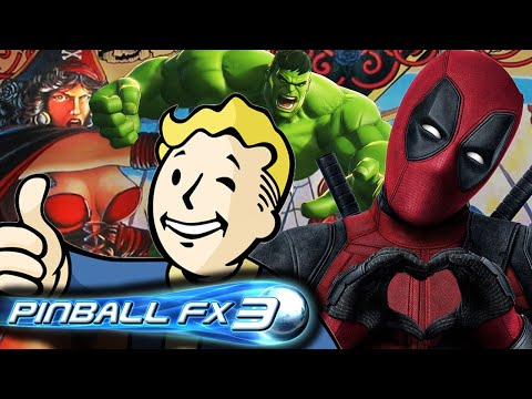 Pinball FX 3 Review Best Tables Worst Tables Part 2