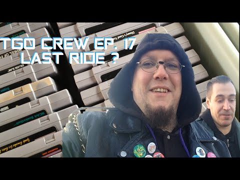 The Gaming Oniomaniacs Ep 17 - Last Ride ?