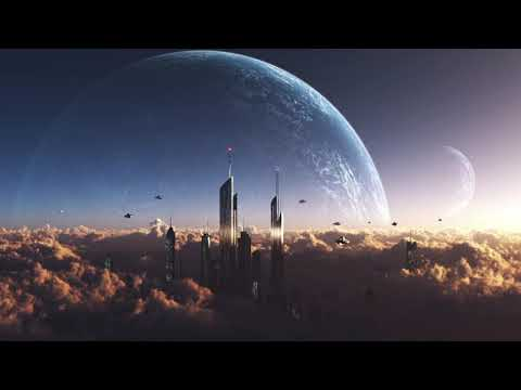 Space Ambient Mix 3 - Alone with the Sky by Mathias Grassow