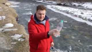 Сев.Кавказ - Архыз(Вот так мы делаем воду