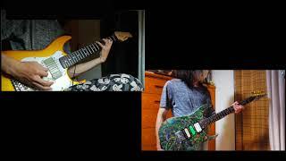 Blueberry Rain [Live Ver.] / La'cryma Christi guitar cover
