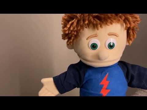 "Staci & Hutch: Puppet Edition ""Uvula"""
