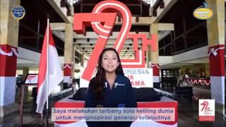 Download Video Ucapan Selamat Merayakan HARI KEMERDEKAAN dari Shaesta Waiz MP3 3GP MP4