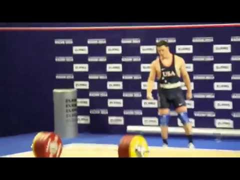 Junior World Weightlifting Championships 105 kg