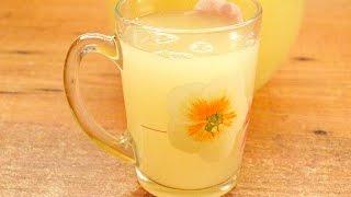 Квас из цветков бузины - натуральный газированный напиток! / Elderflowers fermented drink Kvass