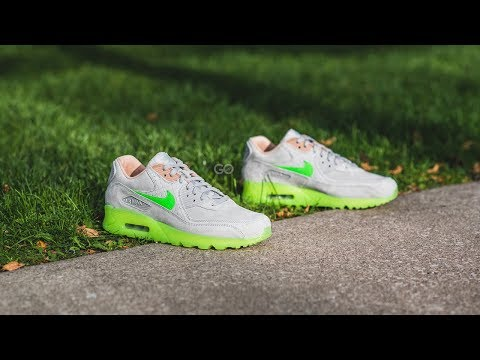 "Nike Air Max 90 Premium ""New Species"": Review & On-Feet"