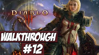 Diablo 3 Walkthrough Ep.12 w/Angel - Sewers!