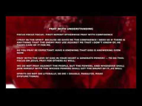 Exposing The Spirit of Jezebel + Prayer Against Immorality, Manipulation,  Intimidation & Seduction