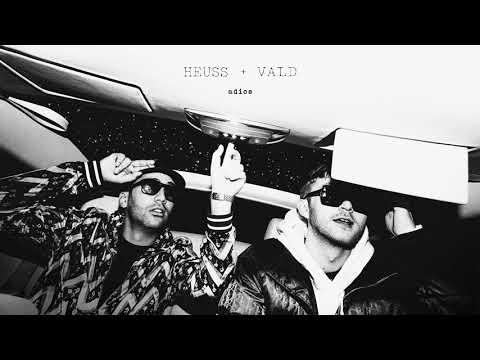 Heuss L'enfoiré + Vald – Adios (Audio)
