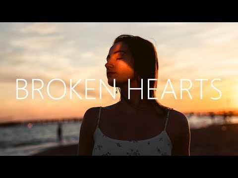 Justin Caruso - Broken Hearts (Lyrics) Ft. Hilda
