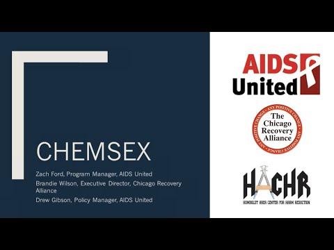 Chemsex 101 Webinar