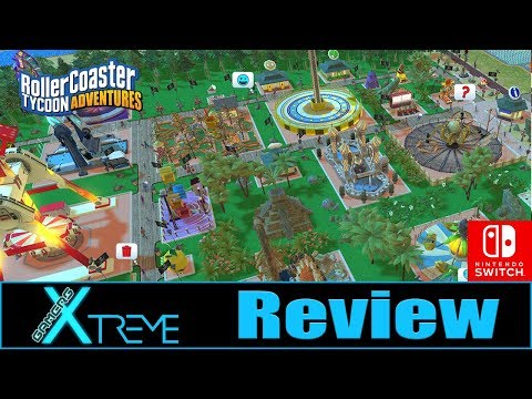 RollerCoaster Tycoon Adventures - Crappy Games Wiki Uncensored