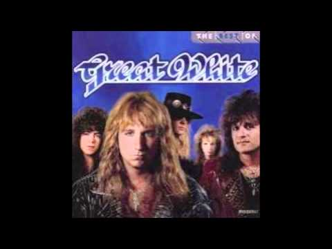Great White- Babe I'm Gonna Leave You (live)