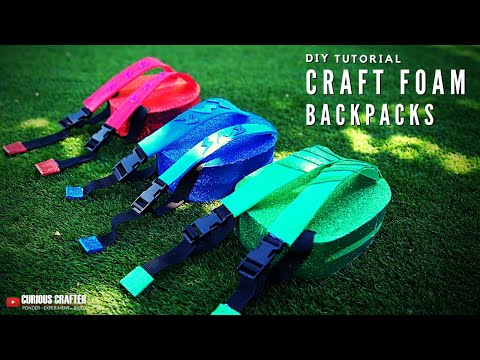 DIY PJ Masks Backpacks – [Easy DIY Backpack Tutorial]