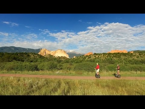 The Great Outdoors of Colorado Springs