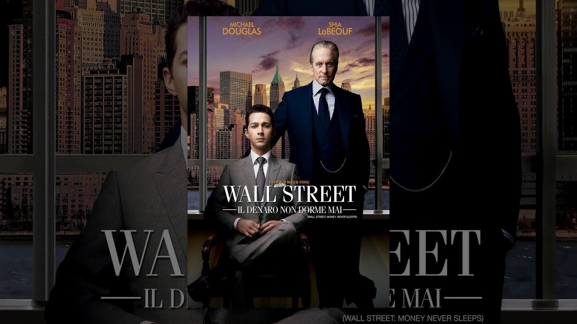 Wall street il denaro non dorme mai amazon it michael douglas - Wall Street Il Denaro Non Dorme Mai