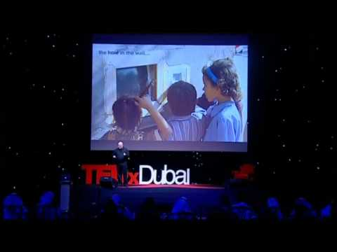 TEDxDubai 2011 | William Rankin | Considering the architecture of learning