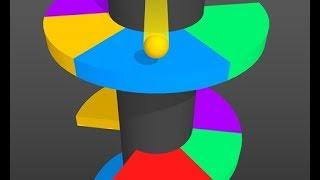 Helix Spiral 3D Full Gameplay Walkthrough