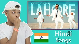 American React To Indian Song Guru Randhawa Lahore Official