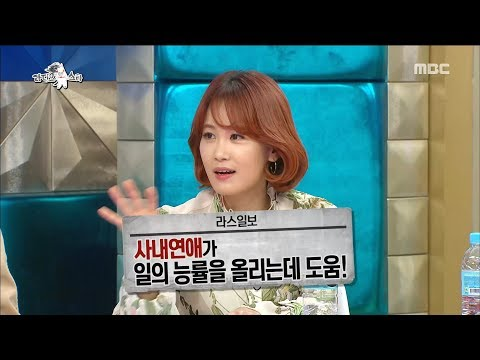 [RADIO STAR] 라디오스타 Kim Ji-min, what role did you play in breaking the prejudice? 20180110