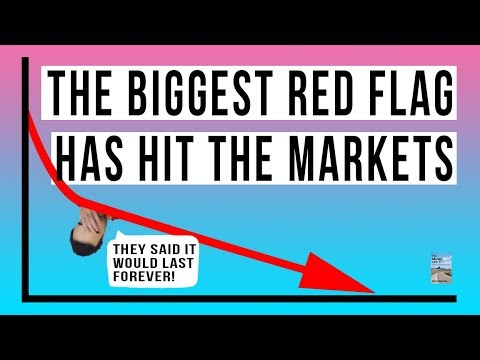 Stock Market DROPS 800 Points as Yield Curve INVERTS! Major Recession Signal Flashing Red!