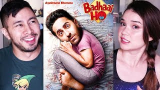 Badhaai Ho - Hindi Movie Trailer, Reviews, Songs