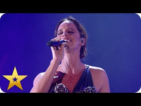 Bonnie Anderson enchants Wembley Arena with 'You Say' | BGT: The Champions
