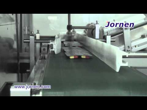 Blister Packaging Line Blister Packaging line for pharmaceutical tablets, capsules and ampoules