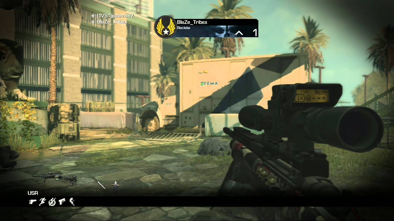 MW4 CoD Rust Trickshot montage - YouTube