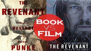 Book VS Film: The Revenant