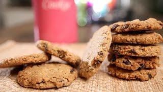 Oats Cookies Recipe | Crispy Oatmeal Cookies – Tea Time Snack Recipe | Beat Batter Bake With Upasana