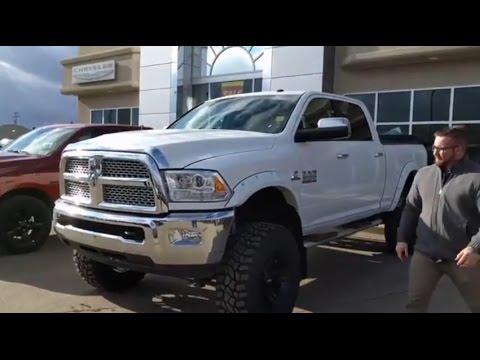 2014 Ram 3500 Laramie | Rig Ready Ram | Edmonton, AB - YouTube