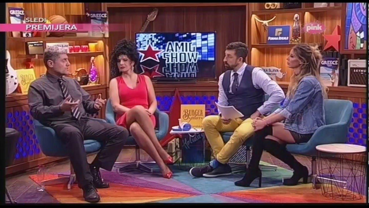 Download Miroljub Petrovic o gejevima - Ami G Show S09