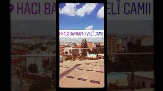 Ankara Haci bayram Veli Camisi