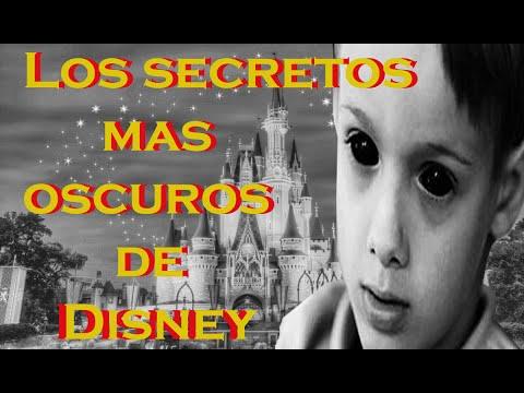 Los secretos más oscuros de Disney