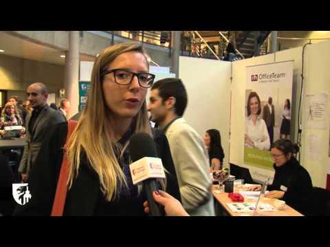 """""""Job Days"""" à la Haute Ecole de la Province de Liège"""