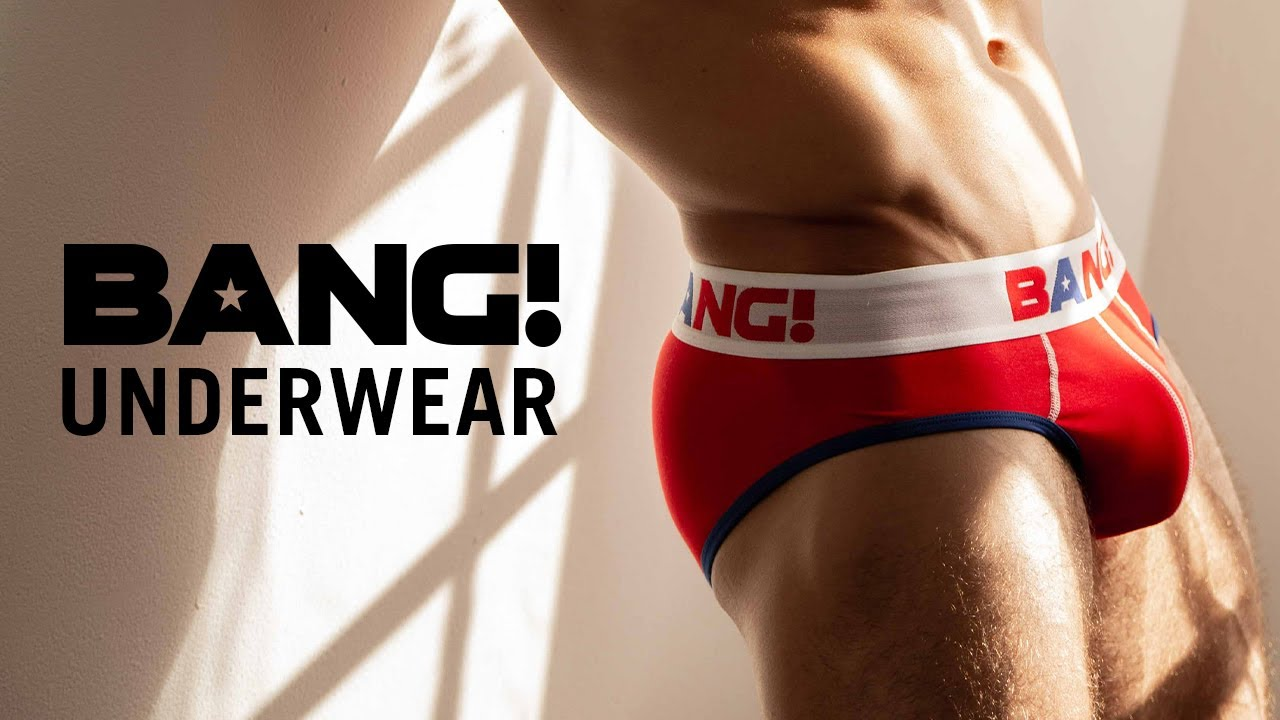 d96487e25d New men's underwear from BaNG! Clothes