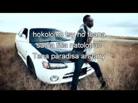 raiso fa efa anao -Lyrics Marion