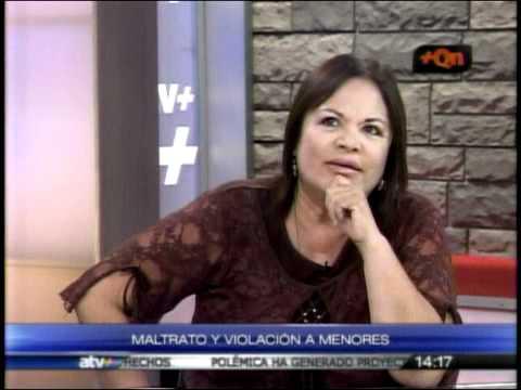 """+ Q Noticias """"Tocamientos Indebidos"""" (24 Abr 2012)"""