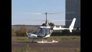 лёгкий вертолёт ROTORfly двухместный на бензине Аи-95